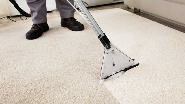 Хімчистка килимів та авто