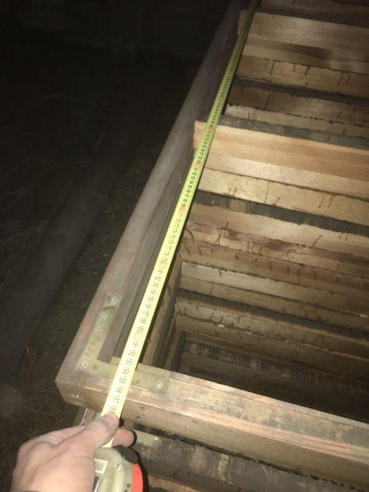Ramki drewniane szklarnia Czarna Białostocka - image 1
