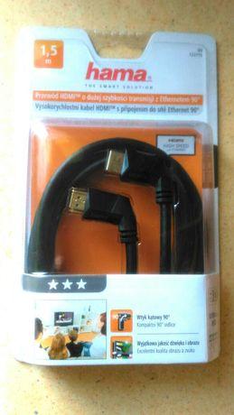 Kabel** HDMI**high speed-HAMA - nowy