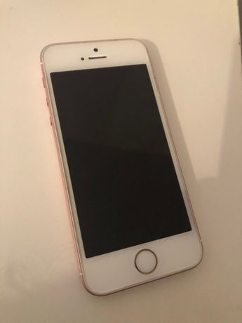 Iphone Se rose gold apple
