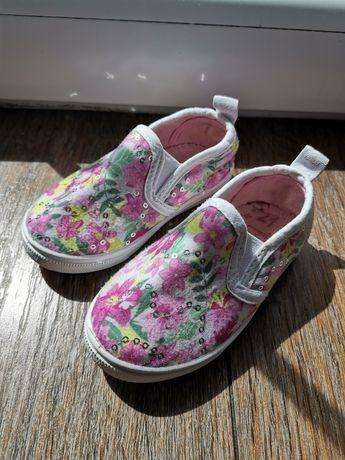 Buciki buty dla dziewczynki dziewczęce rozmiar 21 Cool Club