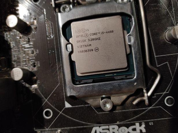 Продам Процессор Intel Core i5-4460 3.2GHz/5GT/s/6MB s1150