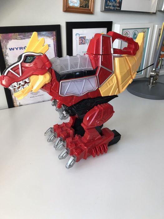 Power Rangers robot dinozaur Ozorowice - image 1