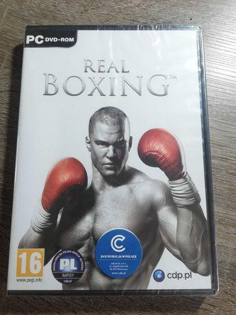 Nowa Gra Komputerowa Real Boxing Polska Wersja PL PC Folia PEGI 16