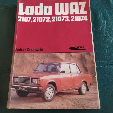 Lada,Waz A.Ossowski -poradnik