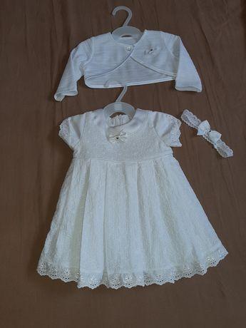 Sukienka/ubranko do chrztu