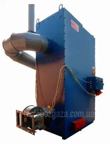 Пиролизный воздухогрейный котел теплогенератор Энергия от30 до 5000квт