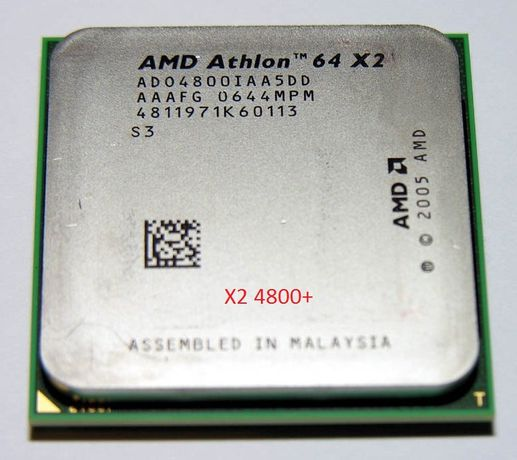 Процессор 2-4 ЯДРА AMD AM2, Am3 РАЗНЫЕ: Athlon,PHENOM II X2-X4 sam2