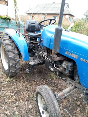 Продам трактор Jim ma 240
