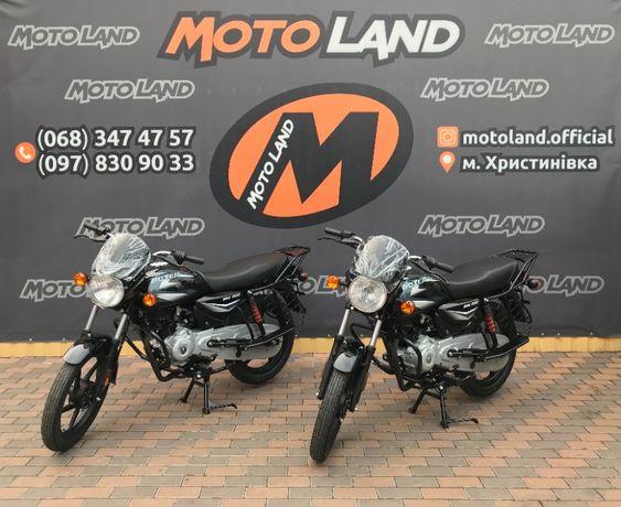 Індійські мотоцикли Bajaj BM150UG