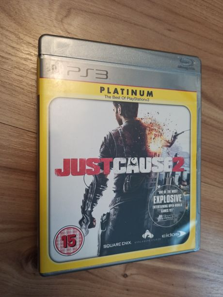 Just Cause 2 gra ps3