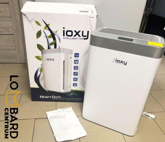 Oczyszczacz powietrza iOxy Smog Zero Two White/Silver komplet/gwarancj