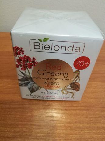 Bielenda Red Ginseng przeciwzmarszczkowy krem odżywczy