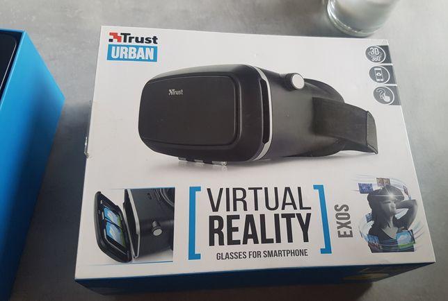 Okulary 3d do smartfona j.nowe virtual reality