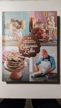 5 książek LIDL, Cukiernia, Pascal, Kuchnia Polska, Rodzinna, Ryby