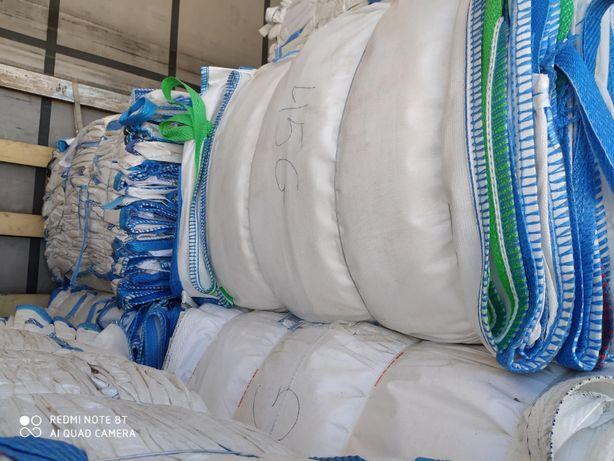 Worek Big Bag 95/95/125 cm Super stan ! Wytrzymałe