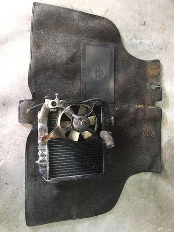 Radiador datsun 100A