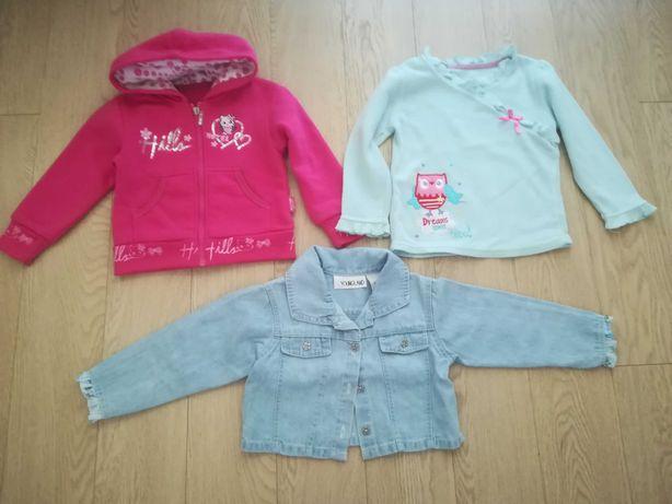 Bluzy 92-98