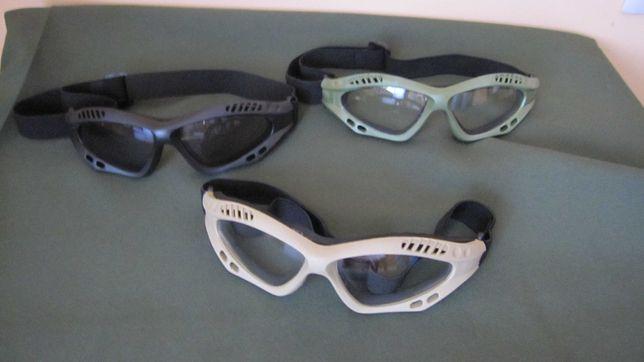 Защитные очки из поликарбоната, страйкбол, airsoft