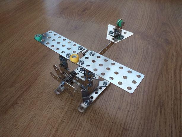 Science4you - Avião de metal