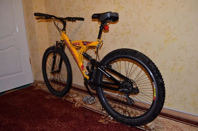 Велосипед двухподвес Forward