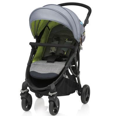 Коляска Baby Design Smart 07 Gray