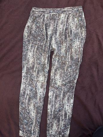 Spodnie bez zapięcia ZARA 40-42 M-L