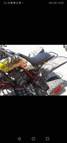 Raptor 660 mota está como nova