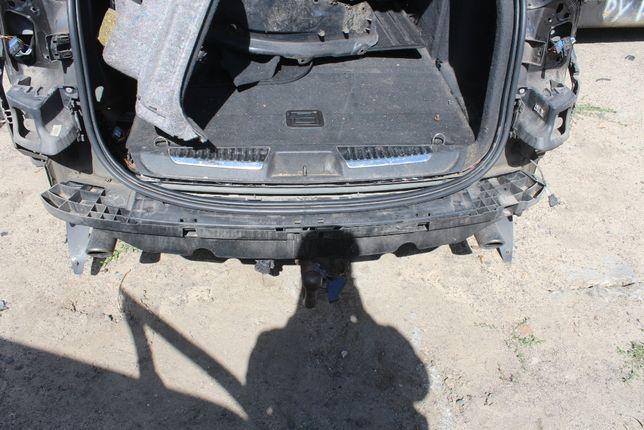 Ślizg zderzaka środkowego Renault Laguna III rok 2008 kombi