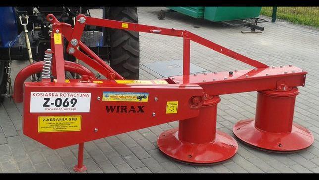 Косилка роторная 1.35,1,65 Wirax(Lisicki) роторка МТЗ, Т-25 роторна