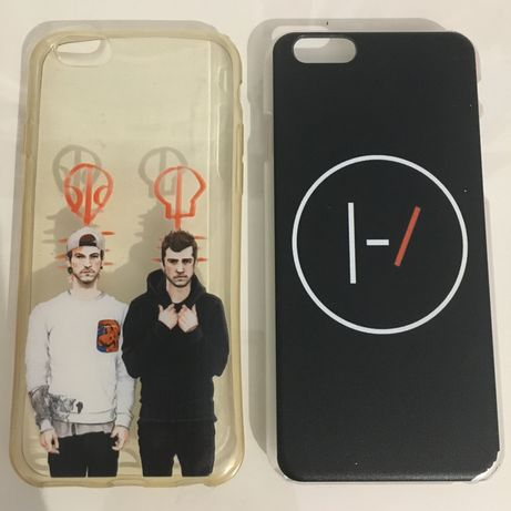 Twenty One Pilots case iphone 6/6s