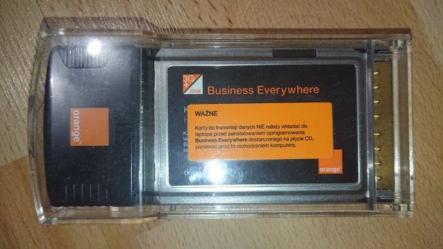 Modem PCIMCIA ZTE mf 330