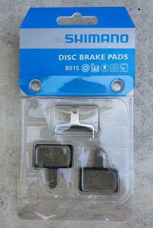 Pastilhas de travão B01S Shimano