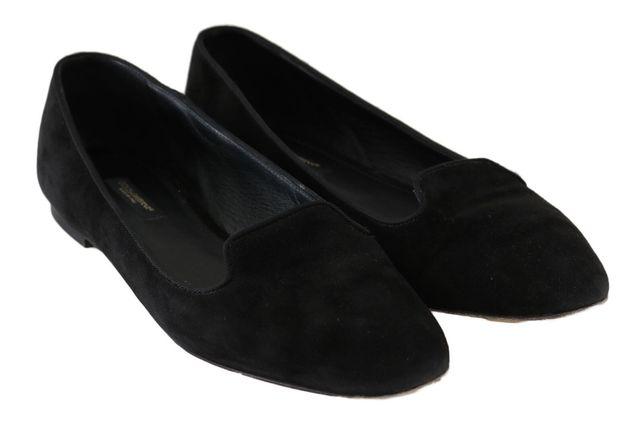 Sapatos rasos mocassins Dolce & Gabbana genuínos | 38,5 Em Loja 475Eur