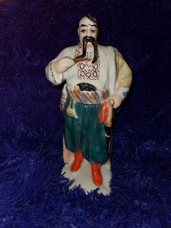 Фарфоровая статуэтка Тарас Бульба