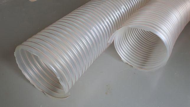 Wąż odciągowy Pur folia MB fi 250mm (CNC) - 1m