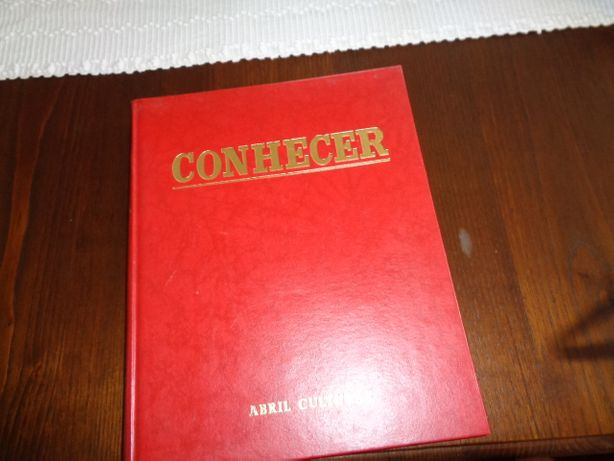 Colecção livros Conhecer