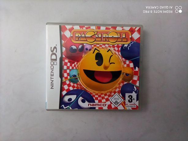 Vendo jogo 3DS Pac'n Roll