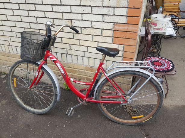 """Продам велосипед """"Дорожник"""" без рамы Дамский.КОЛЕСА 28."""