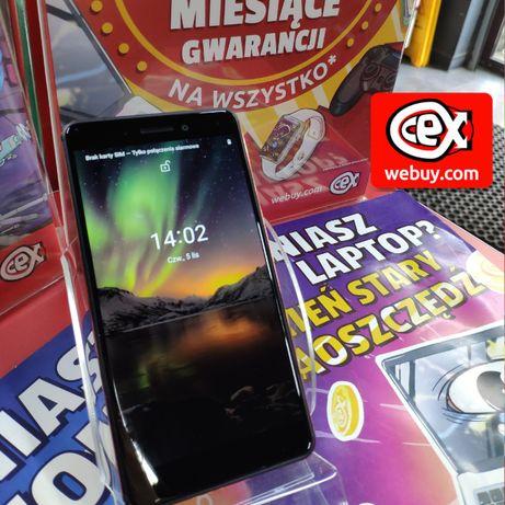 Nokia 6.1 32GB Czarny, Dwa Lata Gwarancji!!!