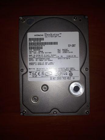 Жесткий диск, HDD Western digital 250, Hitachi 320