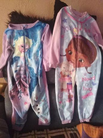 Piżamy pajace Disney