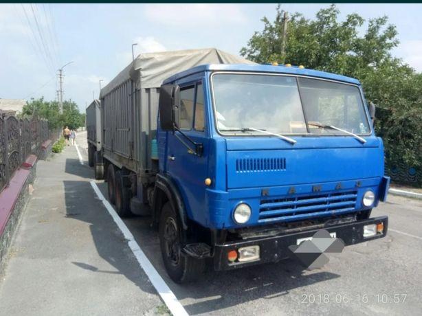 Бортова вантажівка