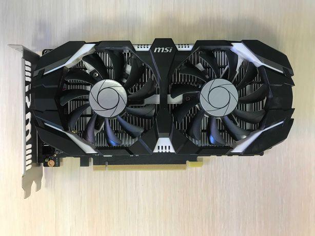 Видеокарта MSI GeForce GTX 1050 TI 4GT