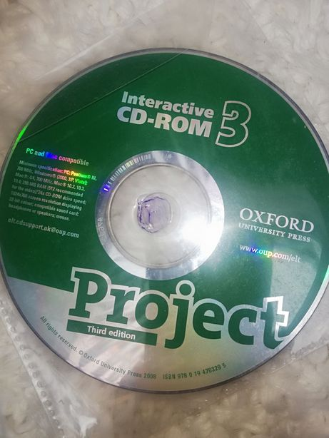 Płyta project 3 język angielski