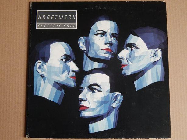 Kraftwerk – Electric Cafe (EMI – 64 2406441, Italy) insert EX+/EX+