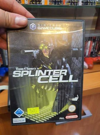 Tom Clancy Splinter CELL Nintendo Gamecube Sklep Wysyłka Wymiana