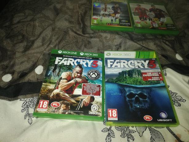 Farcry 3 Xbox One i Xbox 360