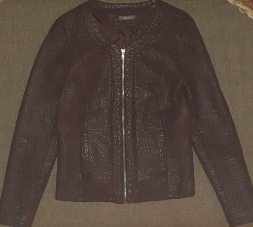 Куртка кожзам Hema, размер М  ( 44-46) кожанка косуха