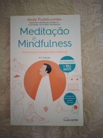 Meditação e Mindfulness Livro